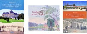 3 livres de Thierry Liot, édités par l'ass PARR de Rambouillet