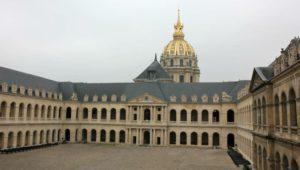 PARR de Rambouillet : visite des Invalides