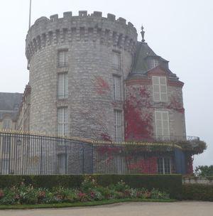 Chateau de Rambouillet, Tour François 1er