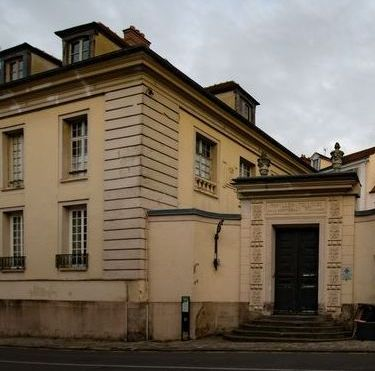 Rambouillet : l'ancien hôpital