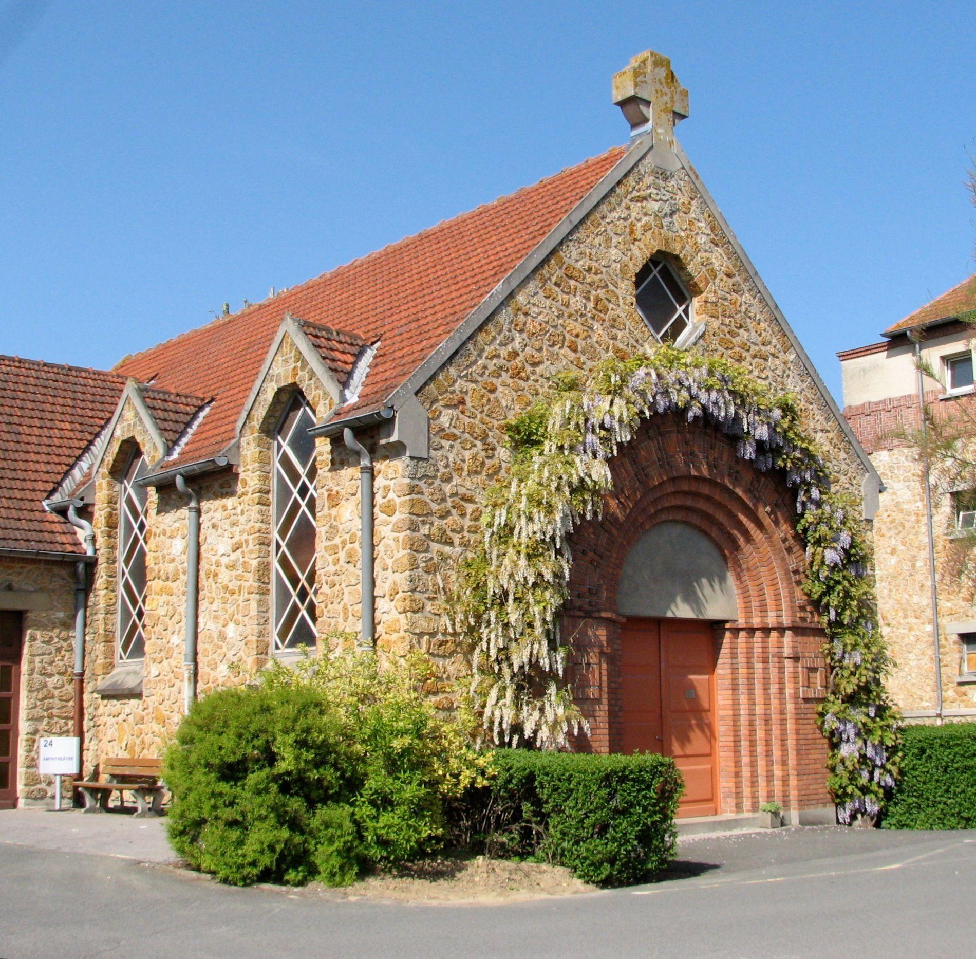 La chapelle de l'hôpital de Rambouillet