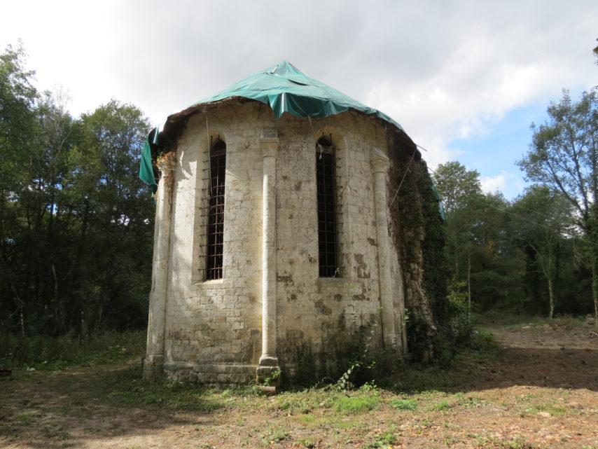 le Prieuré des Moulineaux à Poigny la Forêt