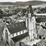L'église de Saint-Arnoult en Yvelines