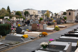 Le cimetière, un patrimoine général commun.