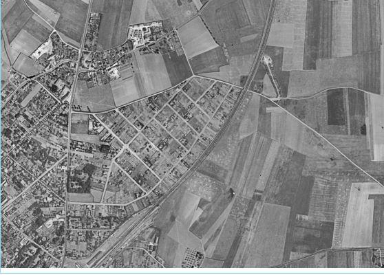 La transformation de Rambouillet de 1950 à 2020