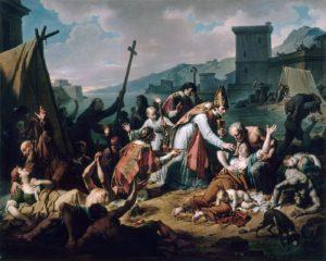 A l'époque de Louis XIV